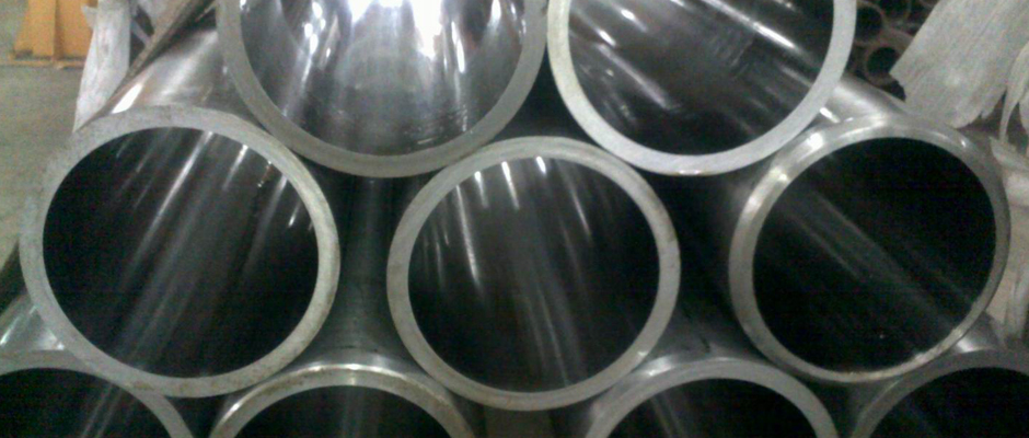 Tubes for hydraulic and pneumatic purposes