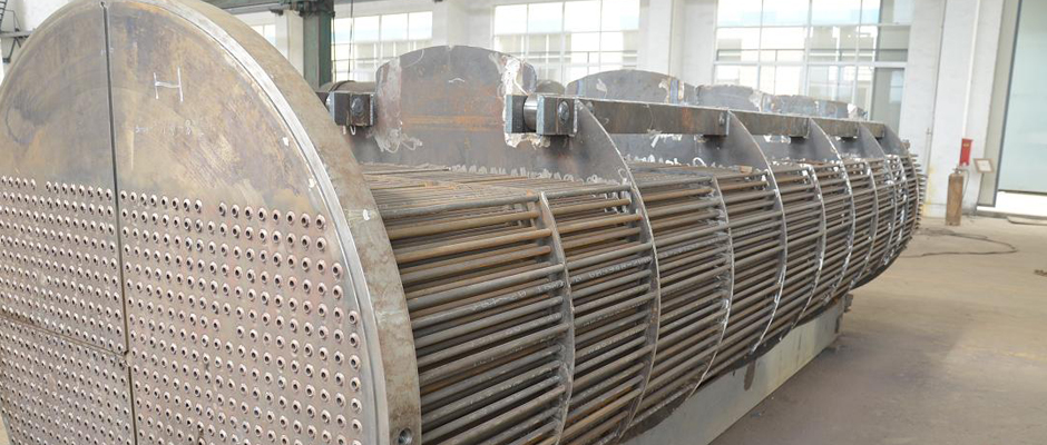 Boiler tubes, heat exchanger tubes